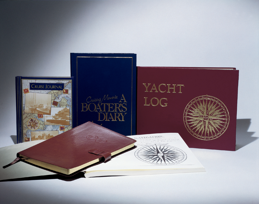 Journals logs mystic seaport web store for Log home books