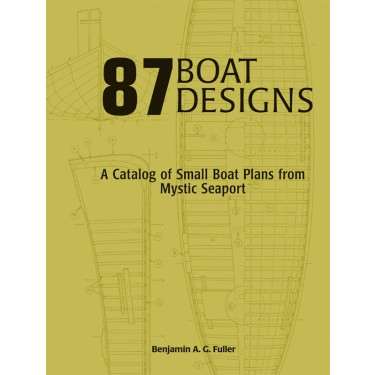 87 Boat Designs by Ben Fuller