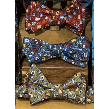 Signal Flag Bow Tie
