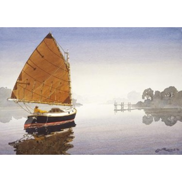 Catboat G/P by John Ruseau