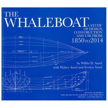 The Whaleboat.  A Study of Design, Construction and Use From 1850 to 2014