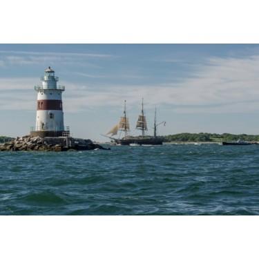 Sailing to Newport June 2014