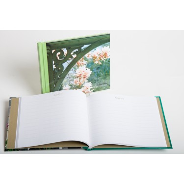 Victorian Afternoon Guestbook