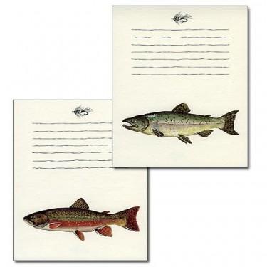 RECIPE CARDS - FISH