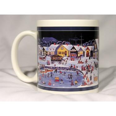 Carol Dyer Winter Mug #1008868