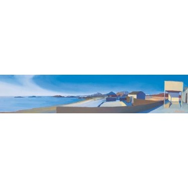 1019552 BLACK POINT s/n Giclee on Paper