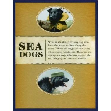 Sea Dog Playing Cards