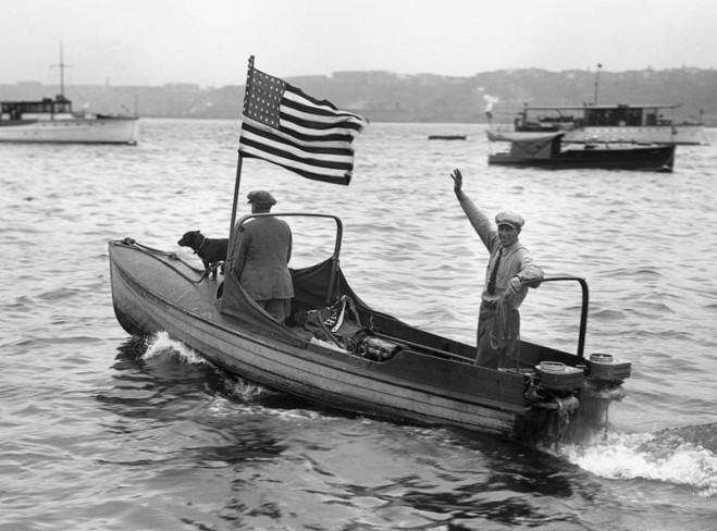 Hoag's Outboard, 1925