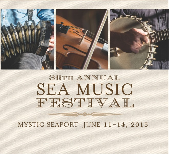 36th Annual Sea Music Festival CD