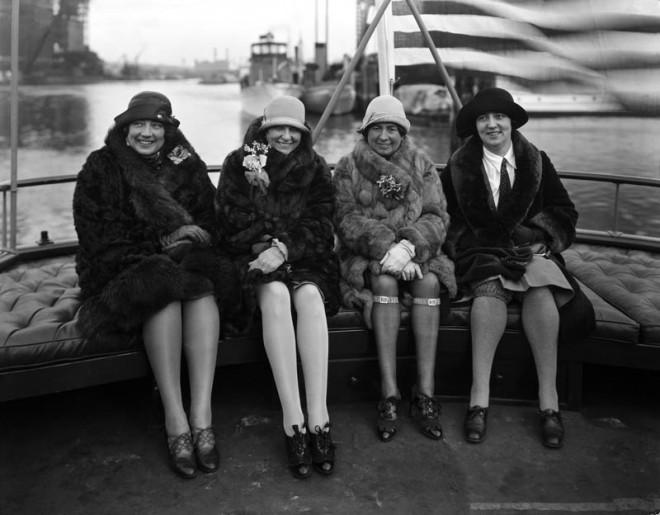Sea Legs, 1925