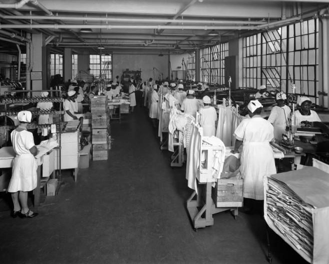 National Laundry Company, New York City, 1929