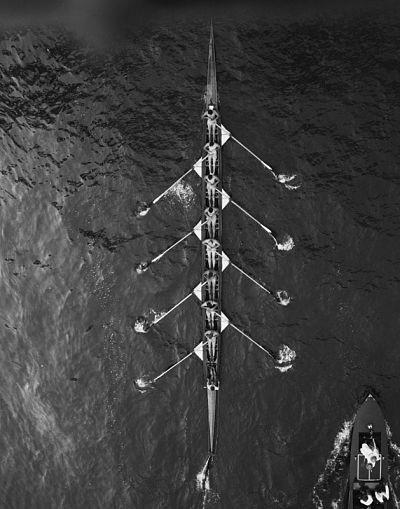 Cornell Crew, 1930