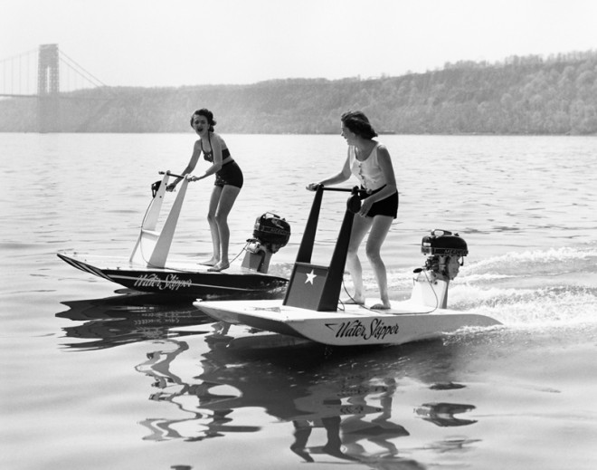 Water Skipper, 1958