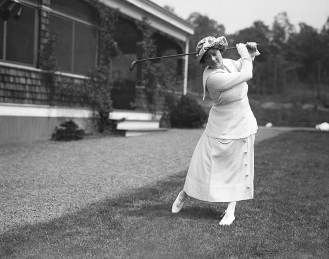Margaret Gavin, 1917