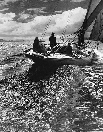 MOUETTE, 1933