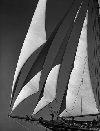 MIGRANT Headsail, 1934