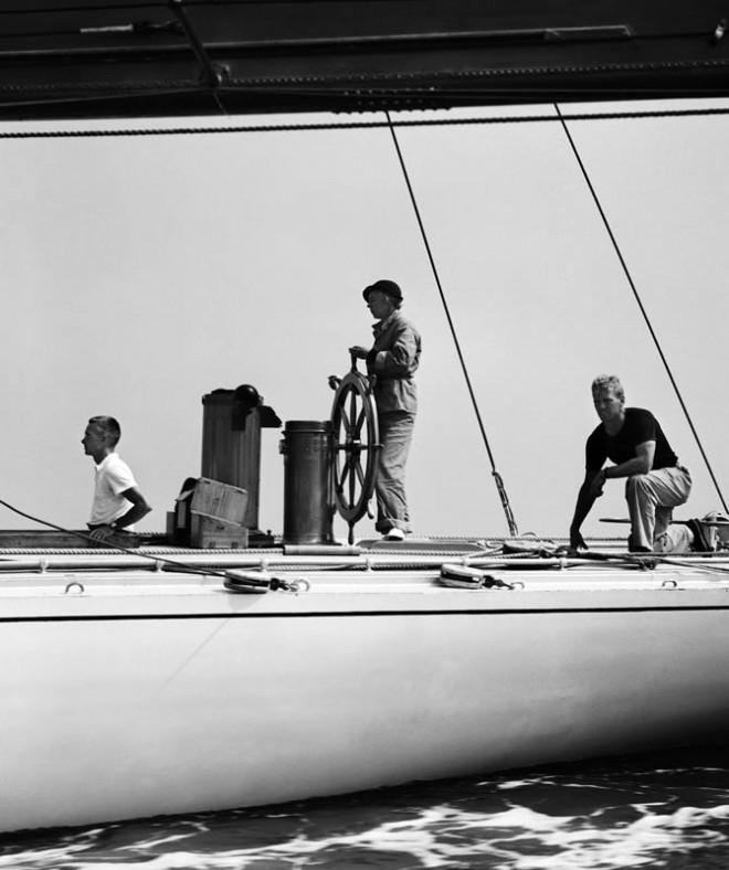 Onboard RANGER, 1937