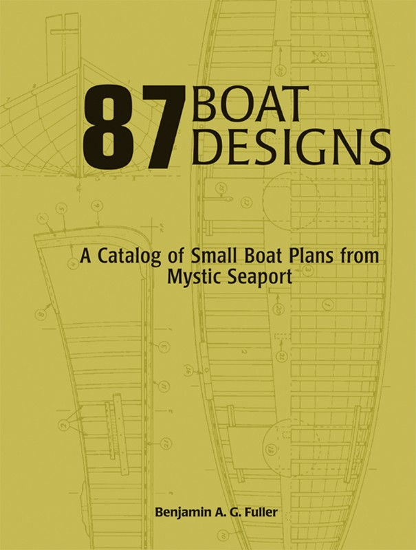 87 Boat Designs by Ben Fuller