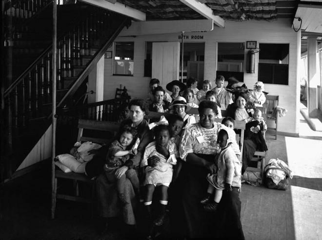 Waiting Room: The Helen C. Julliard, 1914