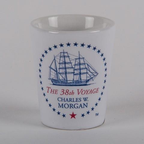 38th Voyage Shot Glass