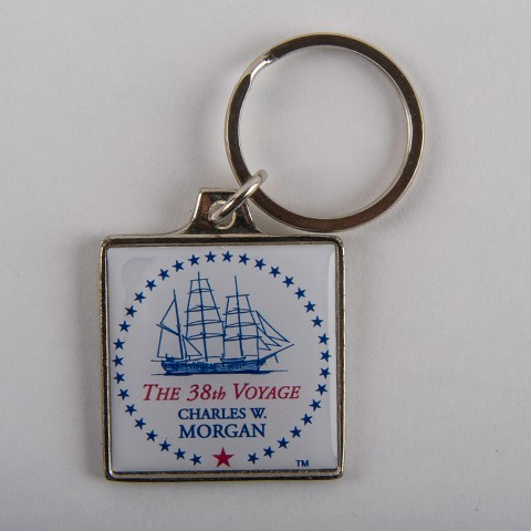 38th Voyage Key Chain