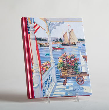 Island Inn Address Book