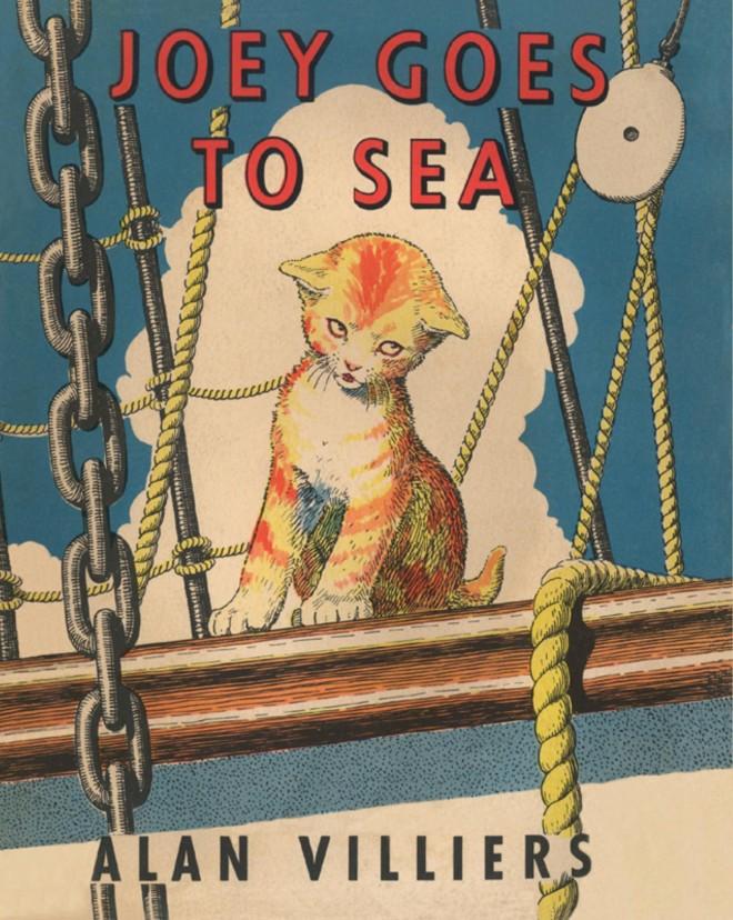 Joey Goes to Sea