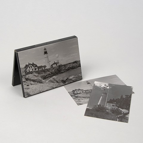 Lighthouse, Bermuda and Portland Head Lighthouse