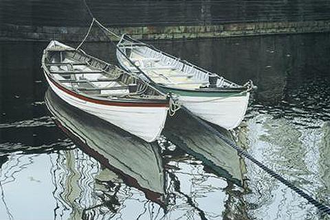 Longboats, Mystic CT