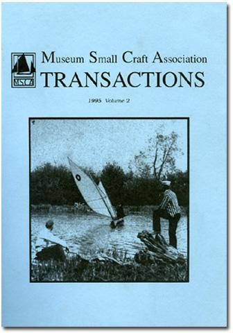 MUSEUM SMALL CRAFT ASSOCIATION Vol. II
