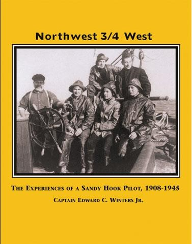 NORTHWEST, 3/4 WEST by Edward C. Winters, Jr