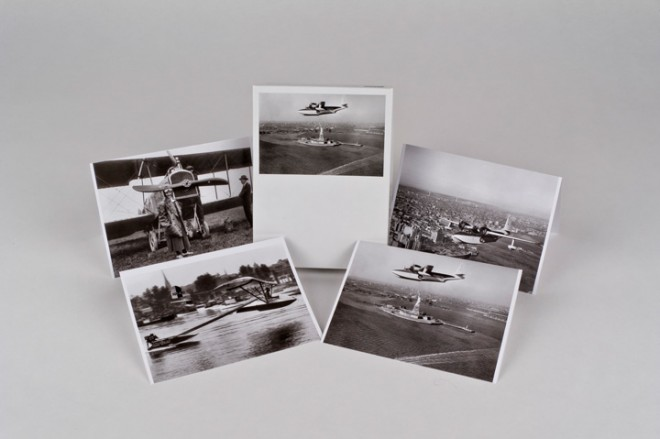 Rosenfeld Notecards: Airplanes