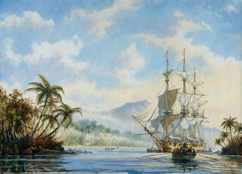 1022321 Passage to Mutiny L s/n
