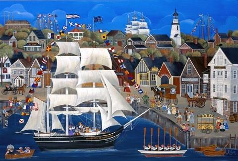 1033544 Sea Music on the Charles W. Morgan