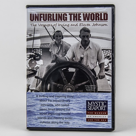 Unfurling the World- DVD