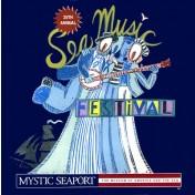 25th Annual Sea Music Festival Music CD
