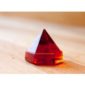 Small Red Deck Prism