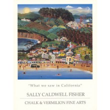 1007674 WHAT WE SAW IN CALIFORNIA  Poster