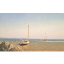 1007792 Clear Morning Lithograph s/n