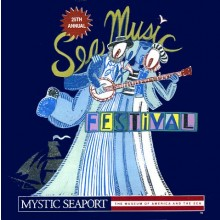 25th Annual Sea Music Festival Music CD