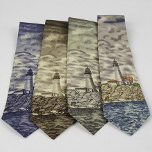 Portland Head Lighthouse Tie