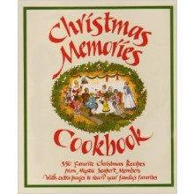 1011378 Christmas Memories Cookbook