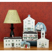Mystic Seaport Christmas Collection