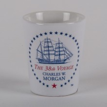 38th Voyage Shot Glass
