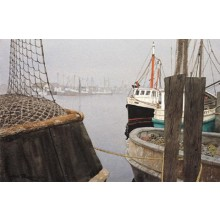 Fishing Harbor G/P by John Ruseau