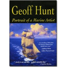 1034089 Geoff Hunt, Portrait of a Marine Artist - DVD