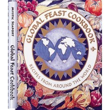 Global Feast Cookbook edited by Annice Estes