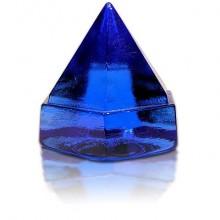 Large Cobalt Deck Prism