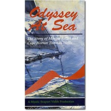 Odyssey at Sea VHS Format