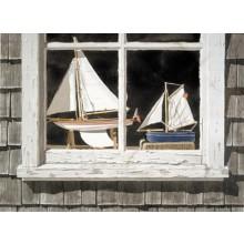 Pondboat s/n by John Ruseau